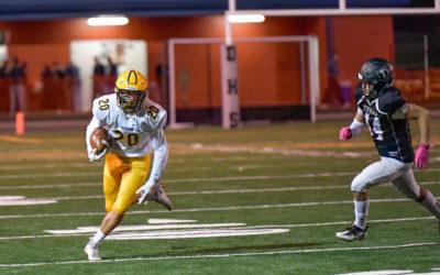 Football: Loudoun County Stays Hot, Defeats Dominion