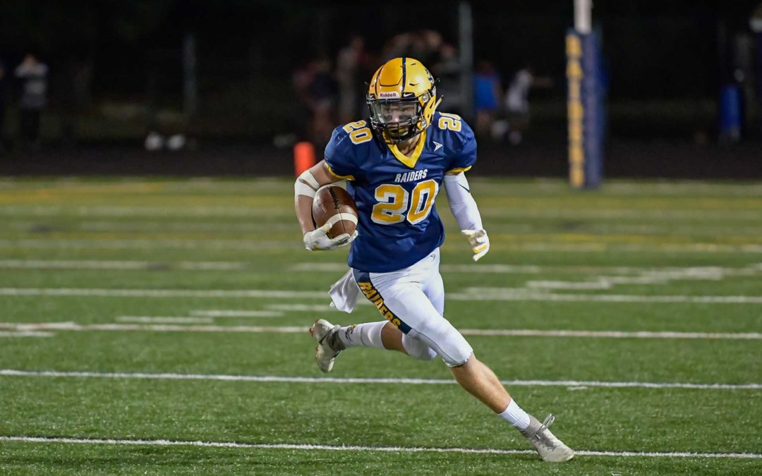 Football: Loudoun County Defense Stifles Loudoun Valley