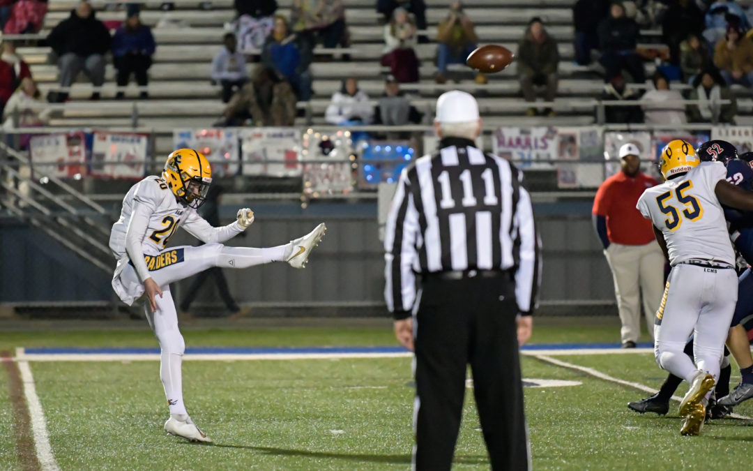 Football: 2019 VHSL 4A All-State Team